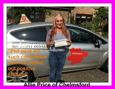 Driving Lessons Chelmsford